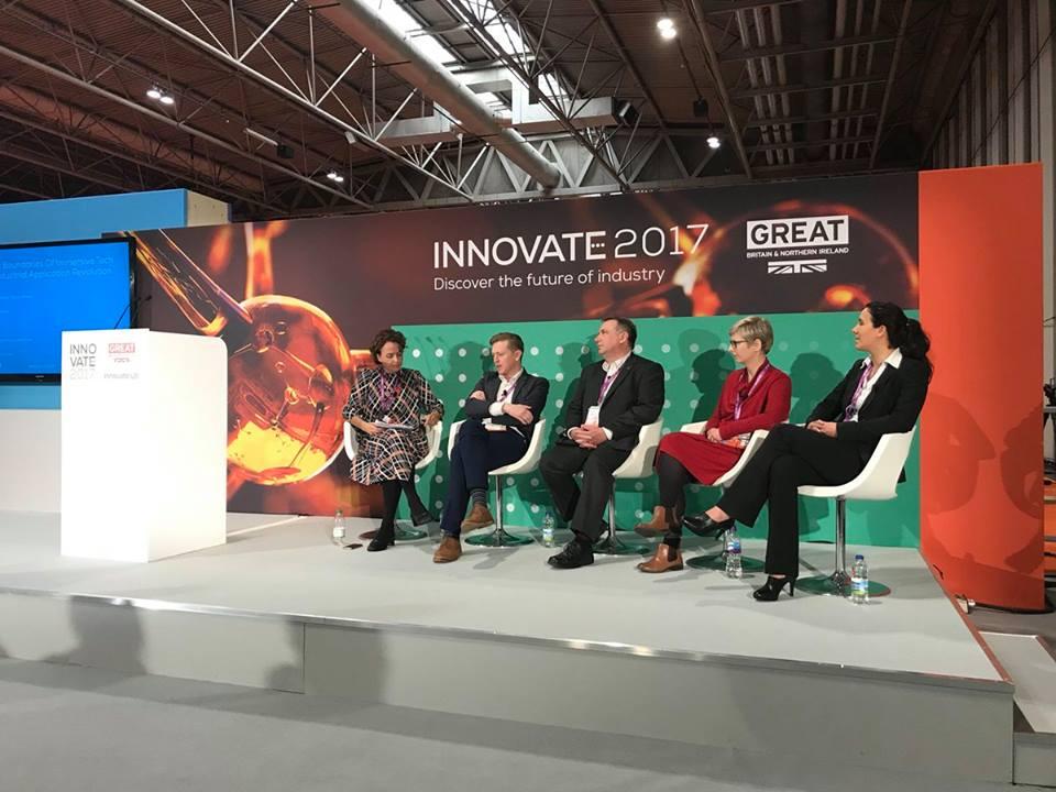 Innovate2017 panel