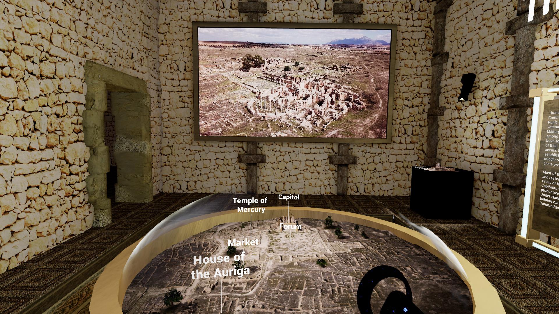 Tunisia - A Virtual Experience