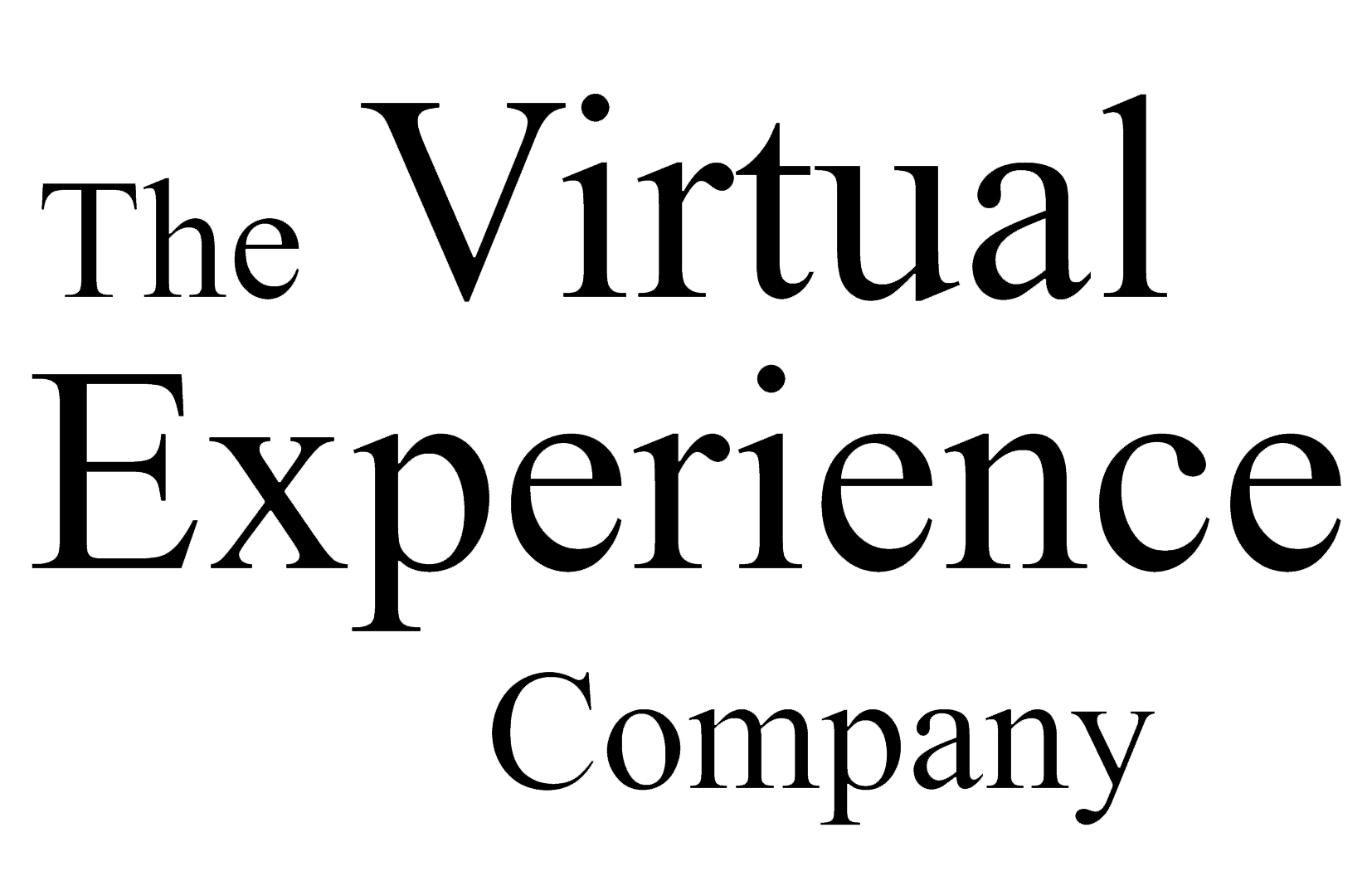 the Virtual Experience Company