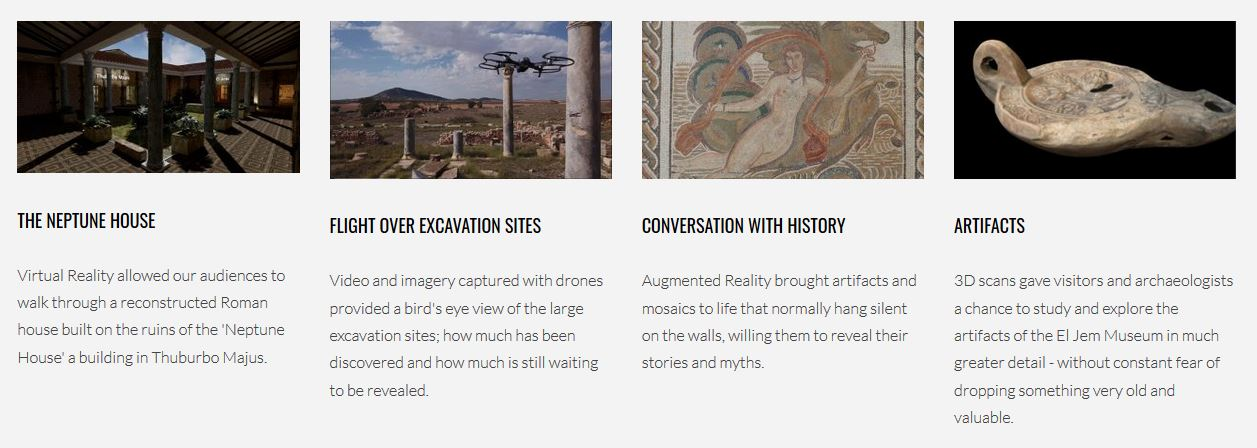Immersive Technology in Cultural Heritage